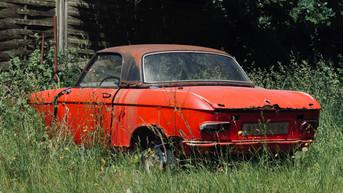 204 Peugeot cabriolet