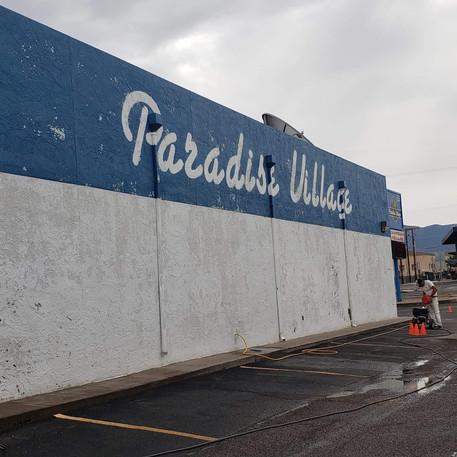 Paradise Village- Before