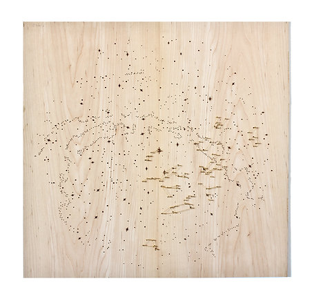 Mapa estelar Maple