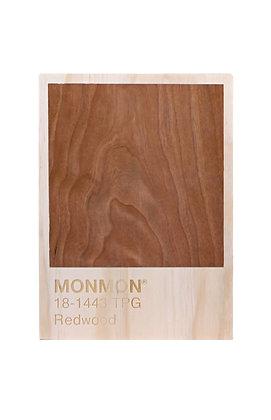 Pantone Redwood