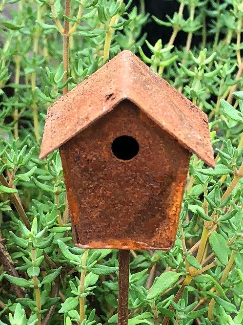 Tiny birdhouse