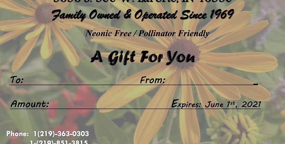 Gift Card (Native Theme 2)