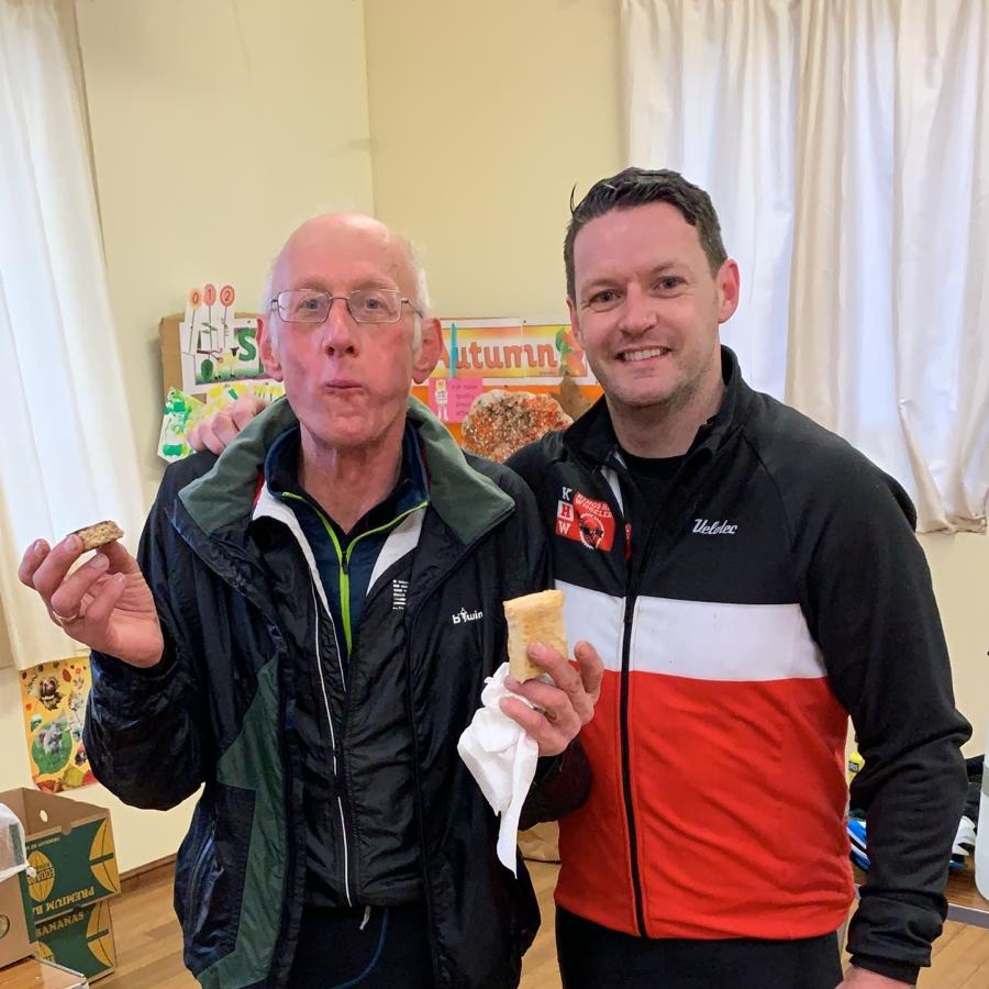 Kent Killer 2019: Robin & Mark