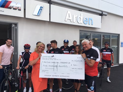 Arden HOKH donation 2018