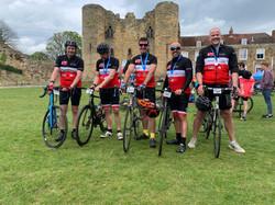More Castle riding