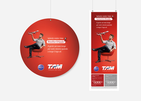 Clientes | TAM Airlines | TAM Viagens