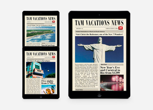 Cliente   TAM Vacations   USA