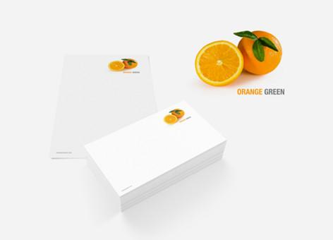Cliente | Orange Green