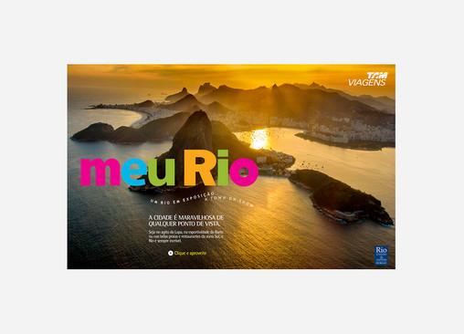 Clientes | TAM Viagens | Rio Convention & Visitors Bureau