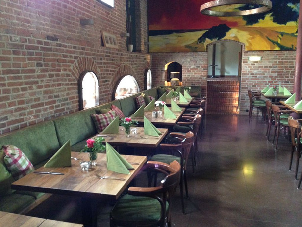 DONE ! Spieker Norden - Neues Restaurant Design