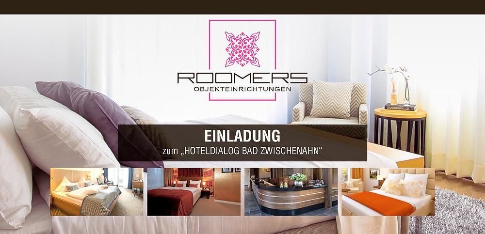 Einladung HOTELDIALOG Bad Zwischenahn