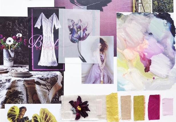 Textilien : dekoratives und funktionales Gestaltungsmittel