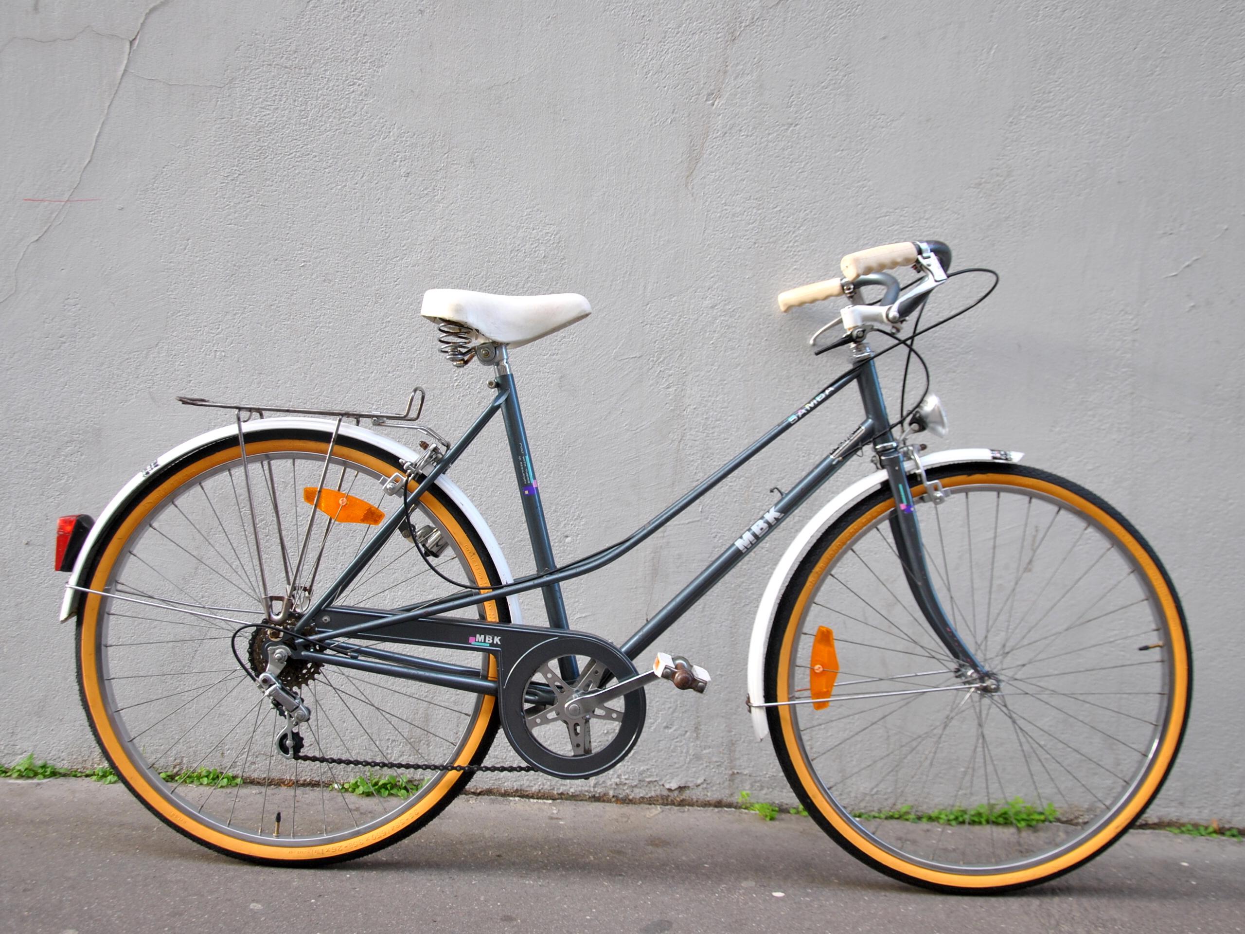 Vélo de ville MBK Samba