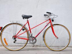 Vélo demi course Peugeot mixte