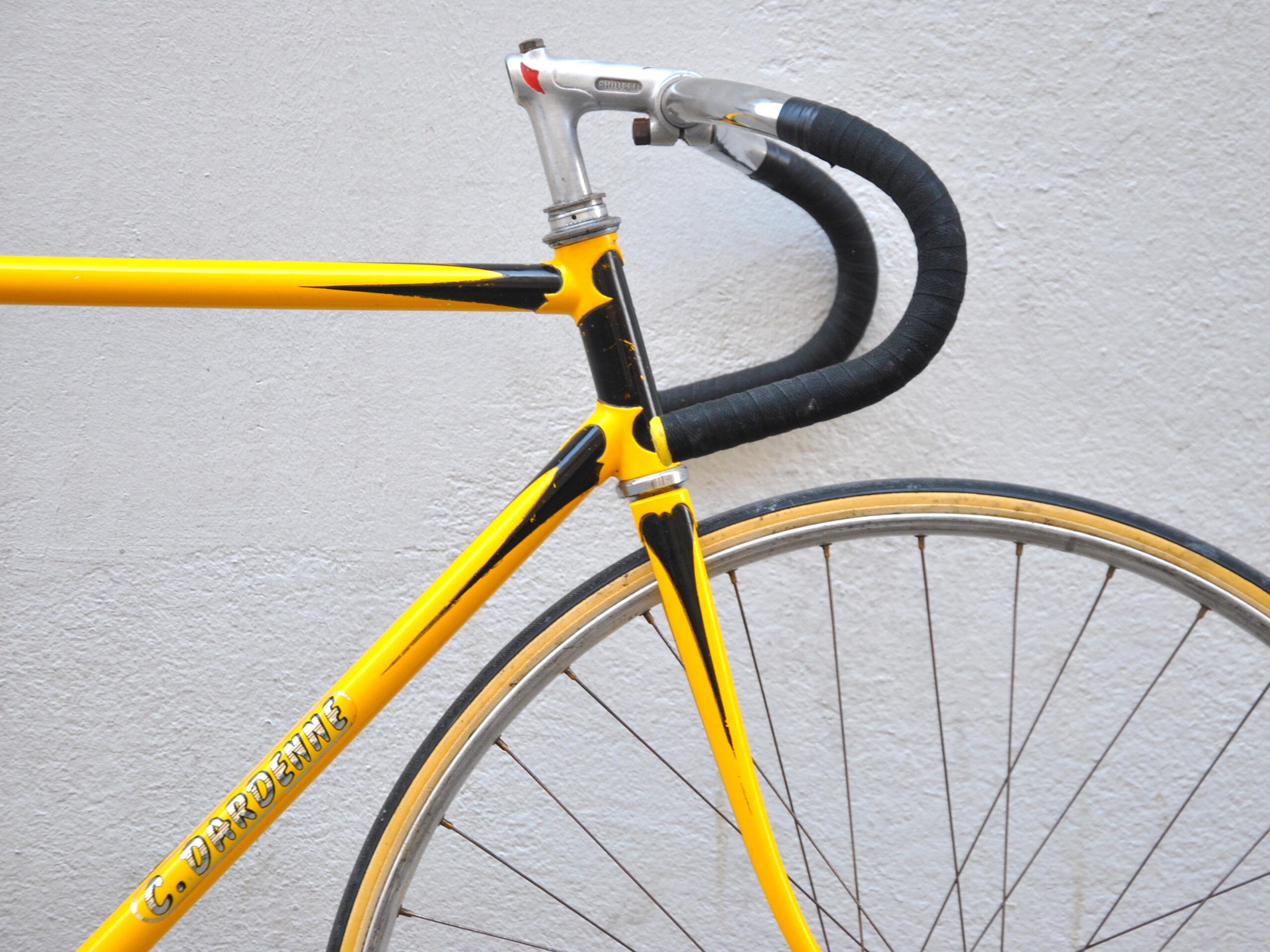 Vélo de piste camille dardenne