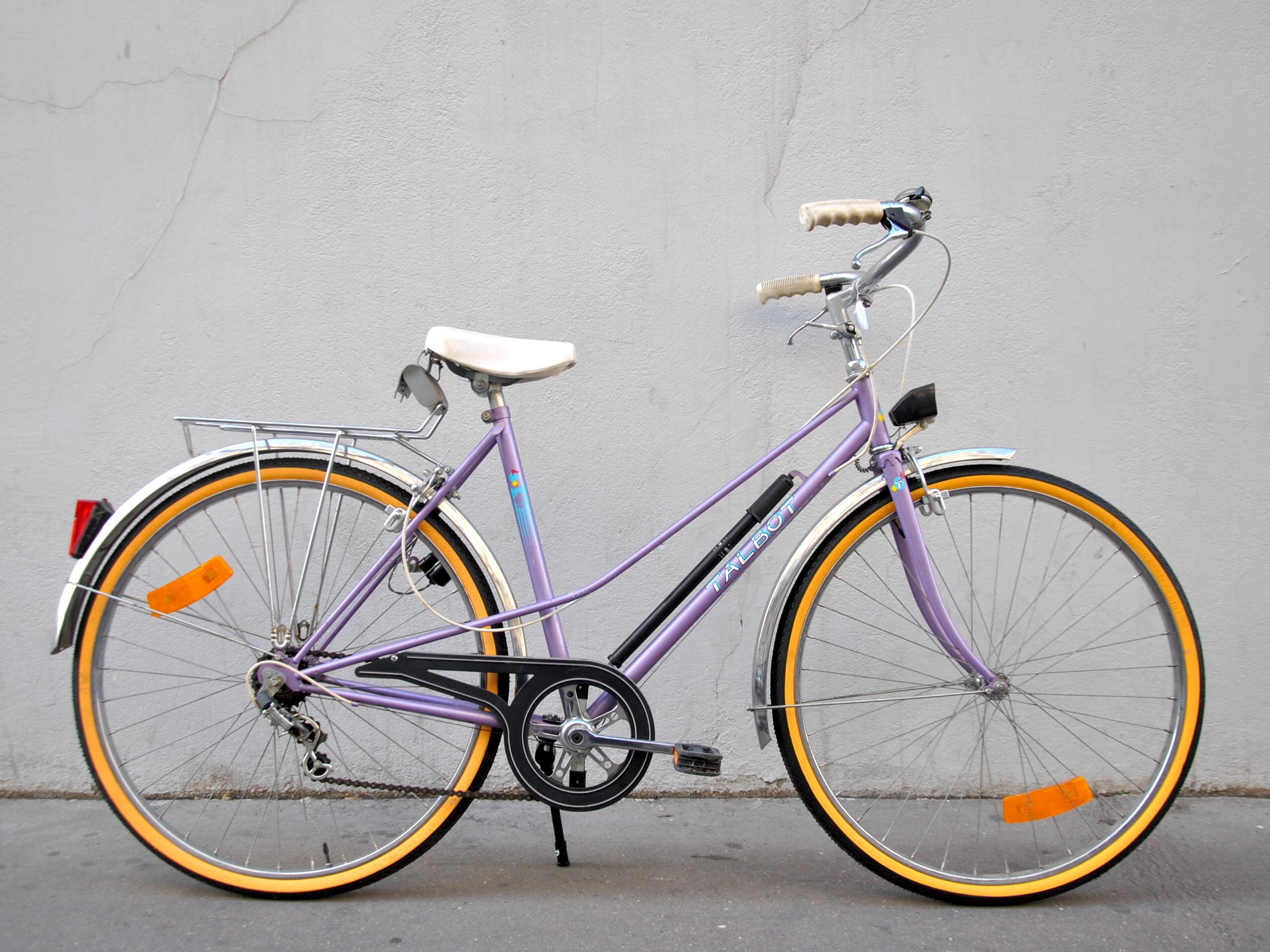 Vélo de ville Talbot pour femme