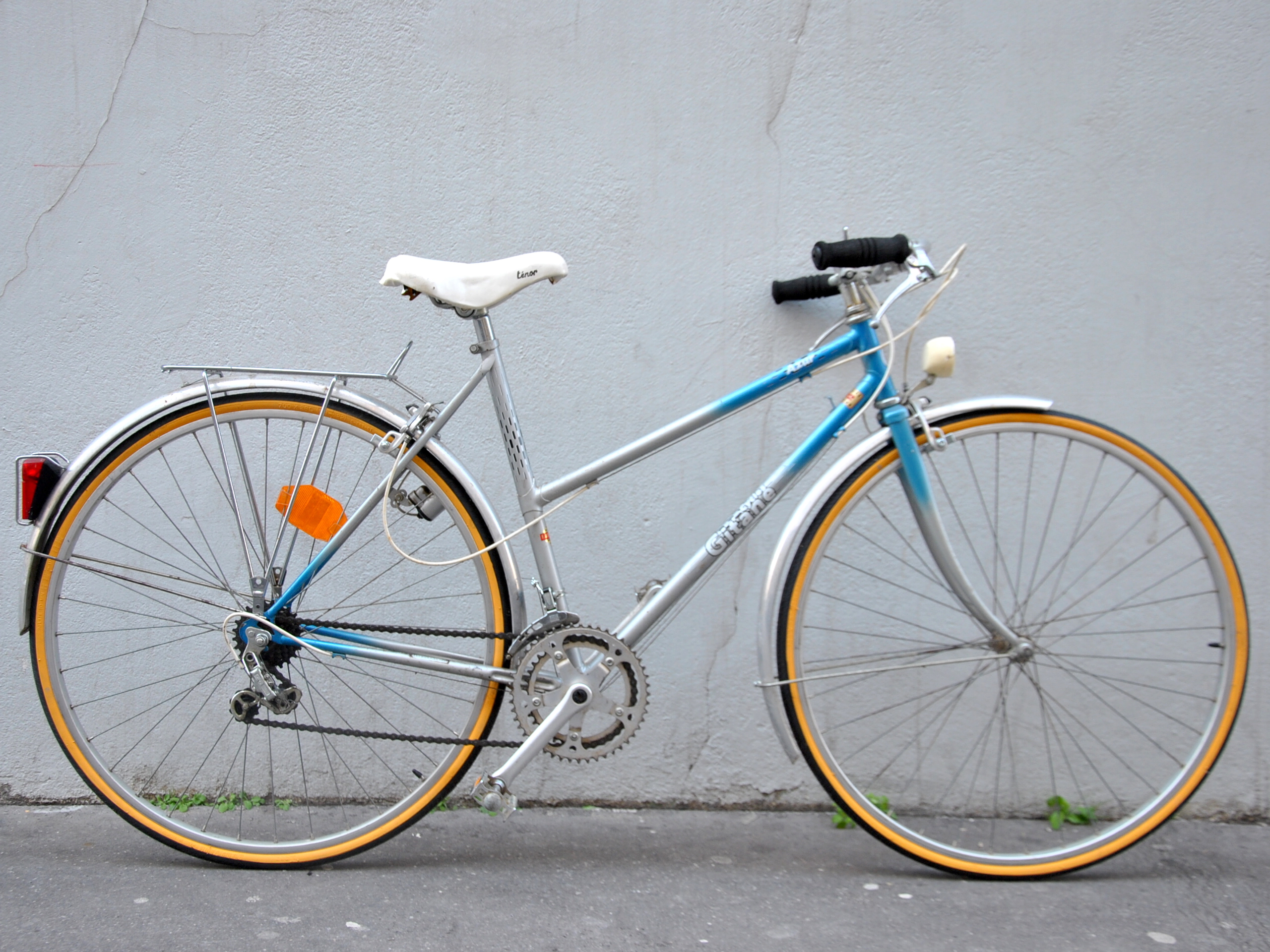 Vélo mixte Gitane