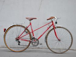 Vélo demi course mixte Peugeot Bourgogne
