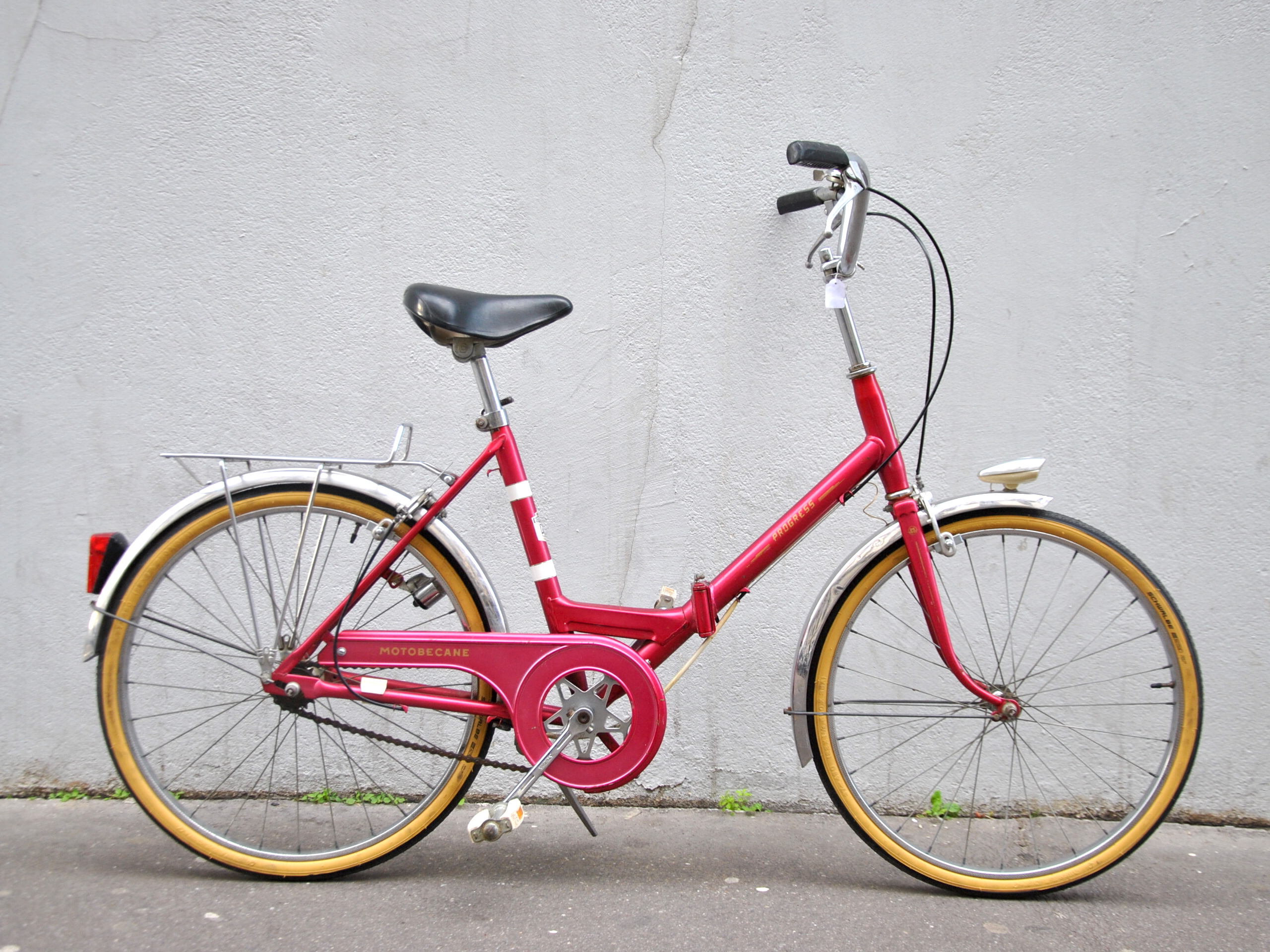 Mini Vélo de ville pliable MOTOBECANE