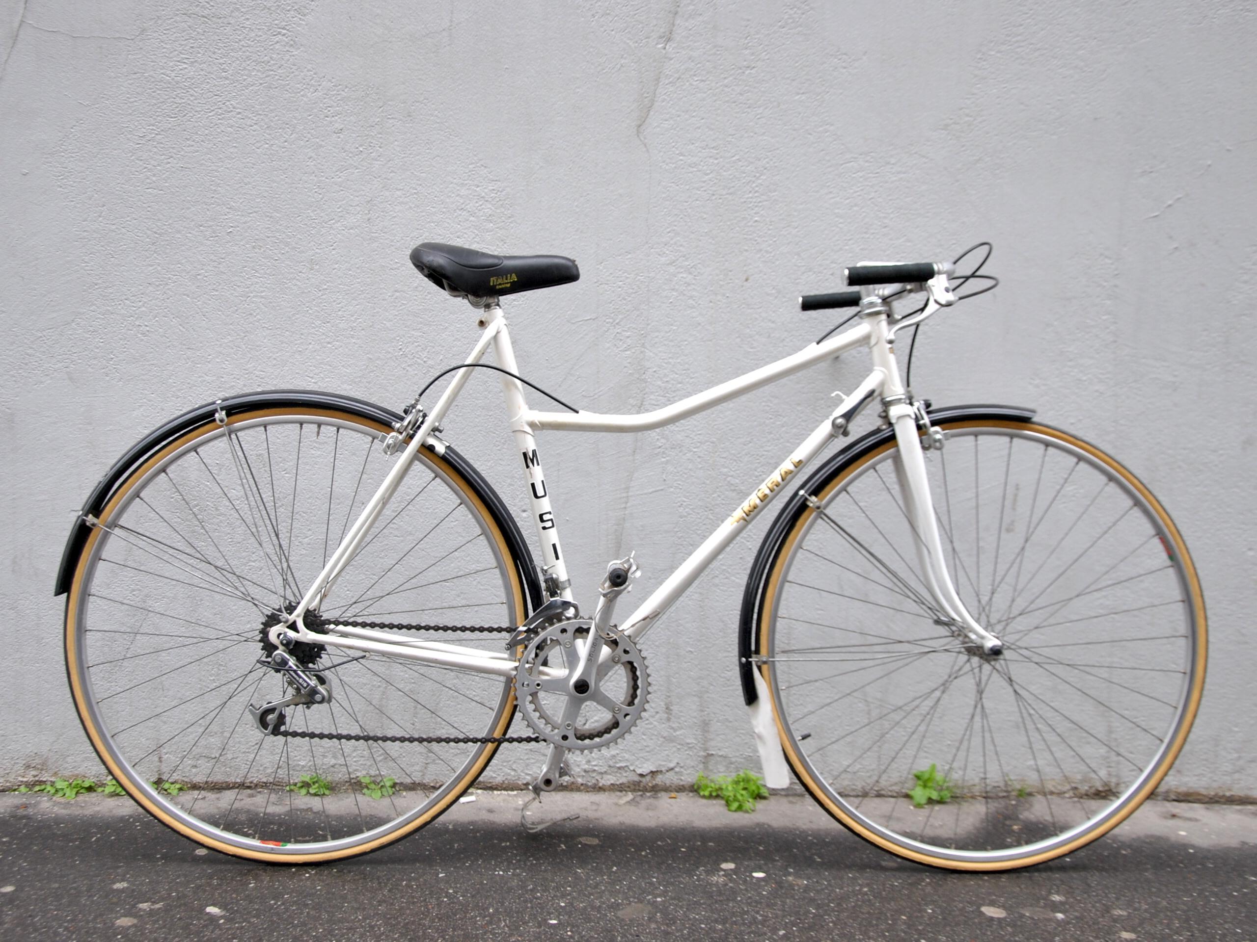 Vélo de route pour femme MERAL