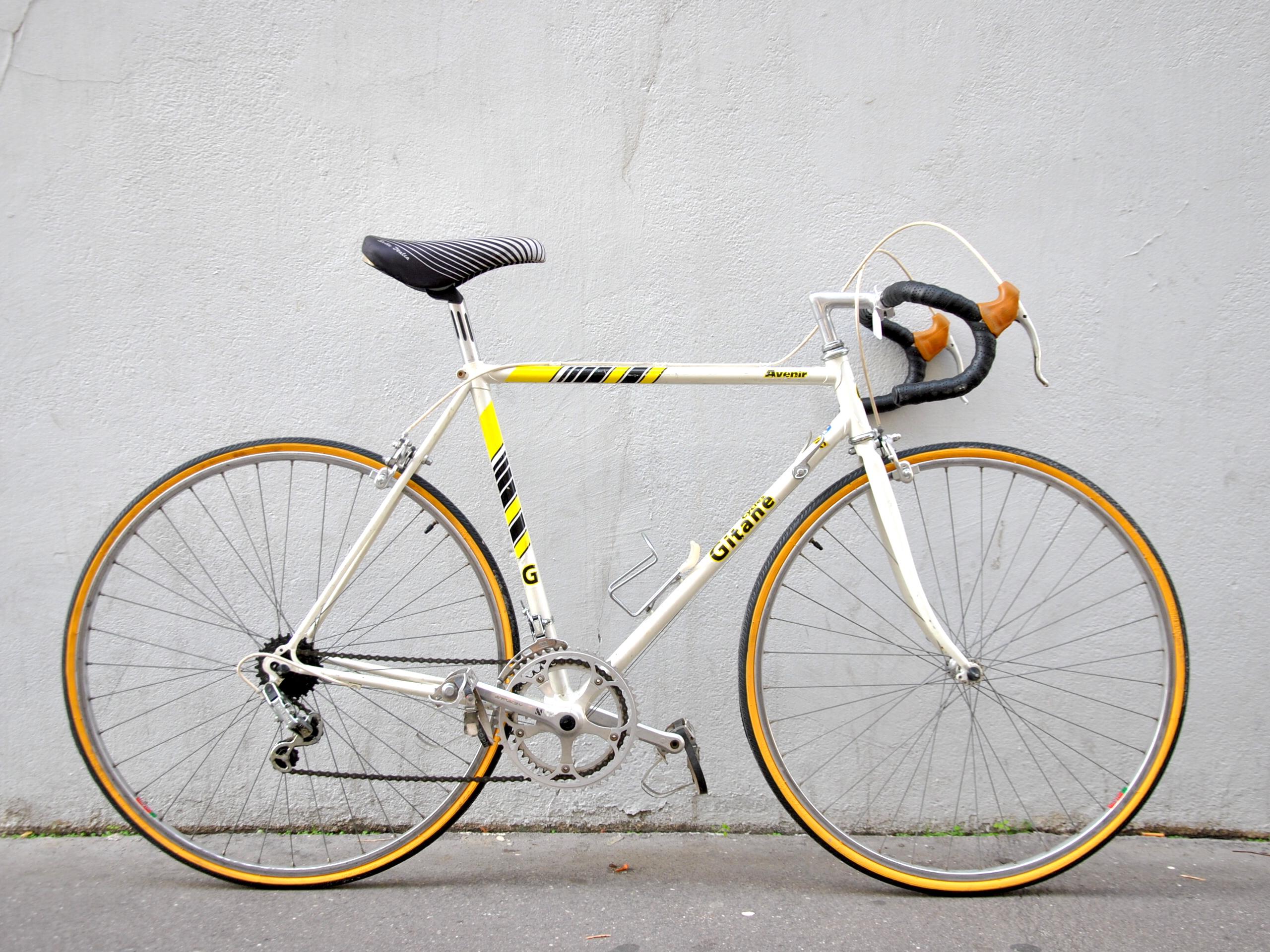 Vélo de course Gitane léger