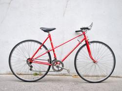Vélo demi course mixte