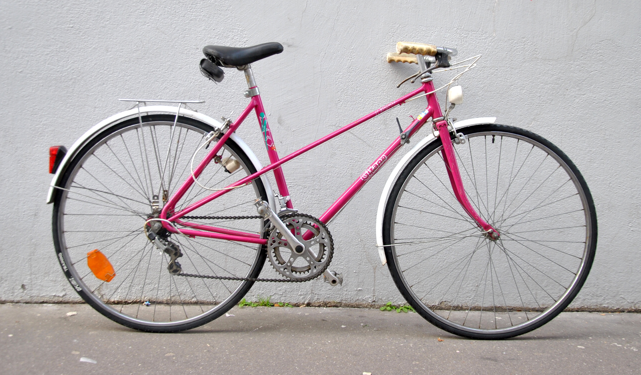 Vélo demi-course gitane