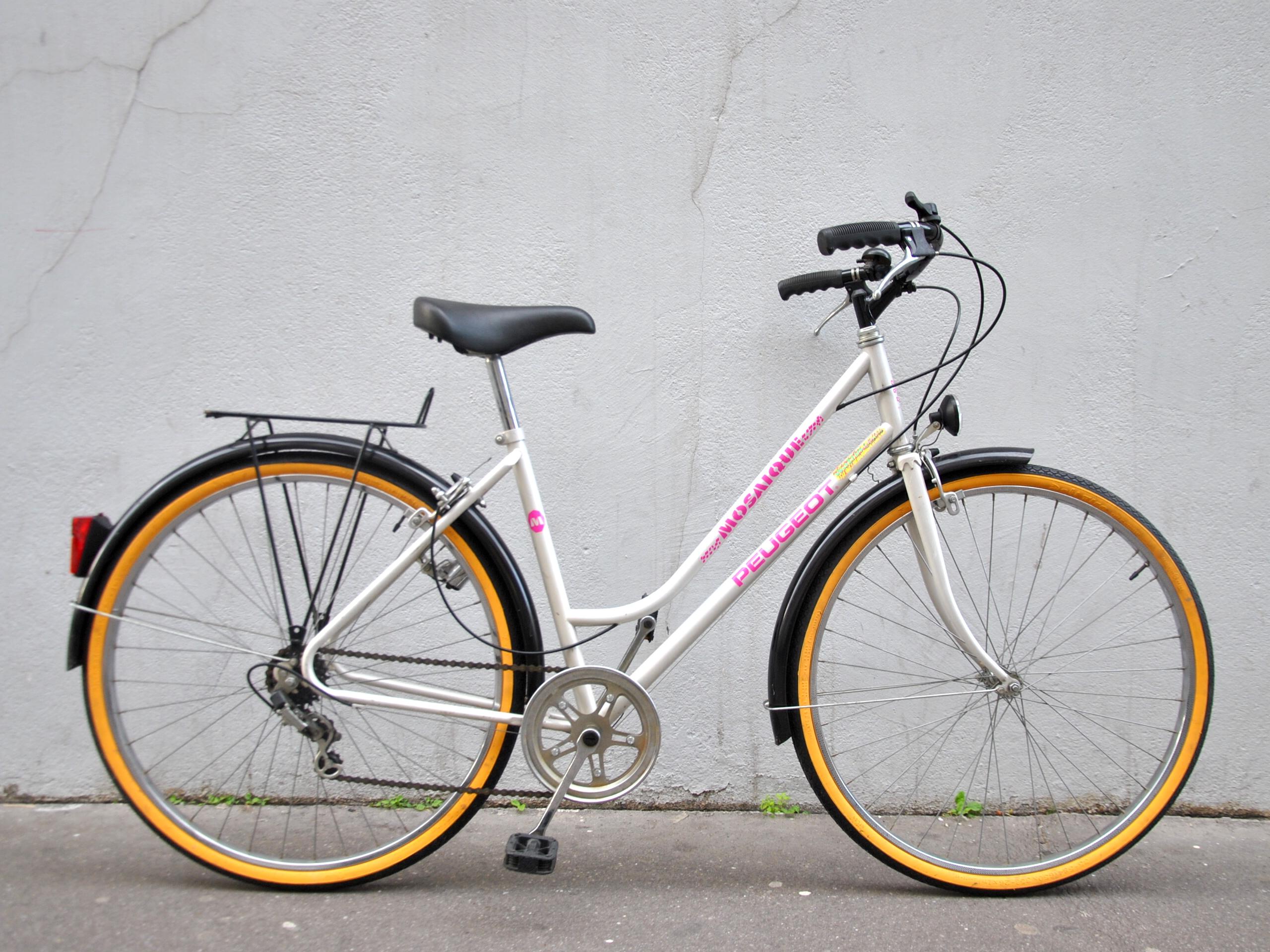Vélo de ville femme PEUGEOT Mosaïque
