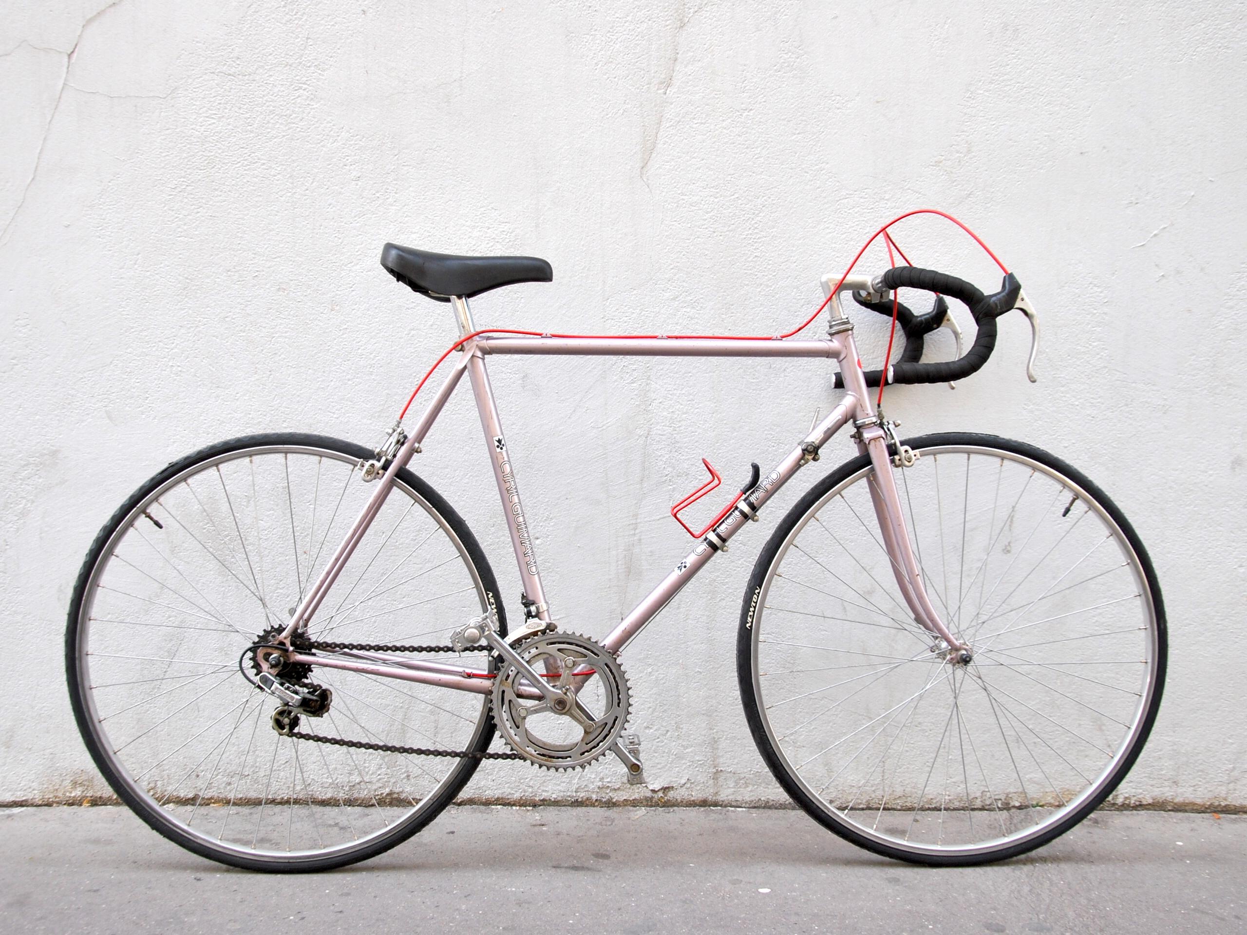 Vélo de course homme