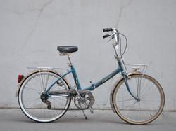 Mini vélo de ville pliant Peugeot NS-550