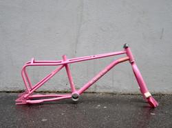 CAdre de vélo BMX METOR-LITE freestyle NEUF