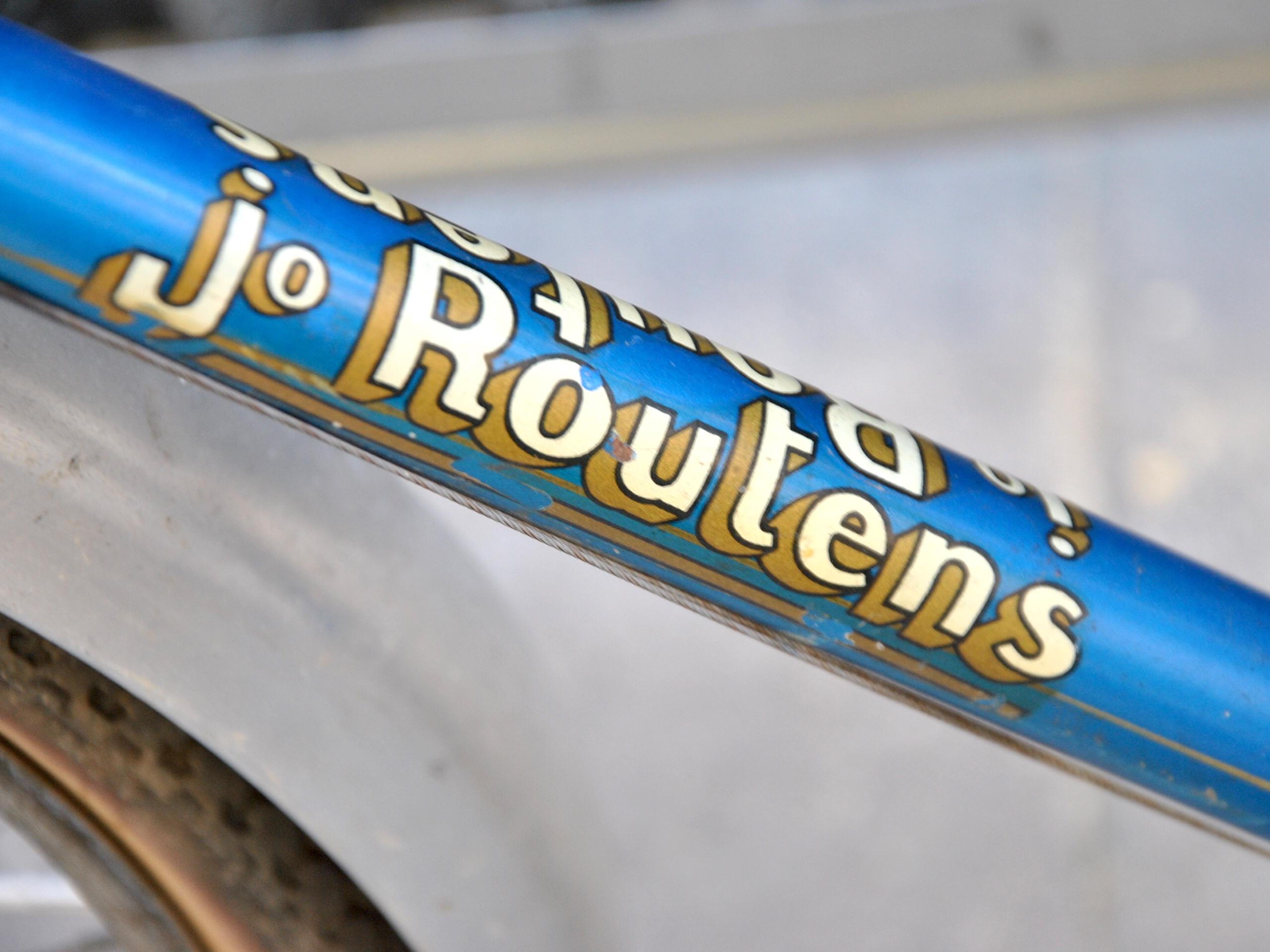 randonneuse Jo Routens