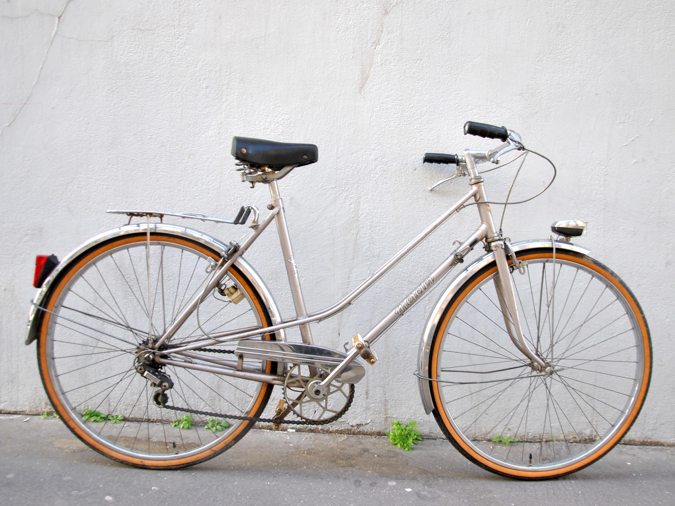 Vélo de ville pour femme Mercier