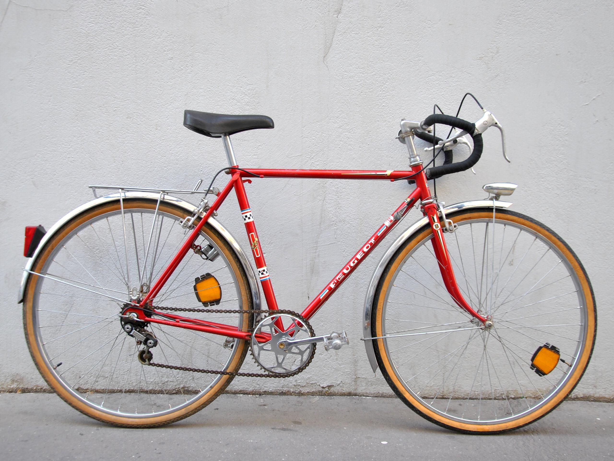 Randonneuse 650B Peugeot