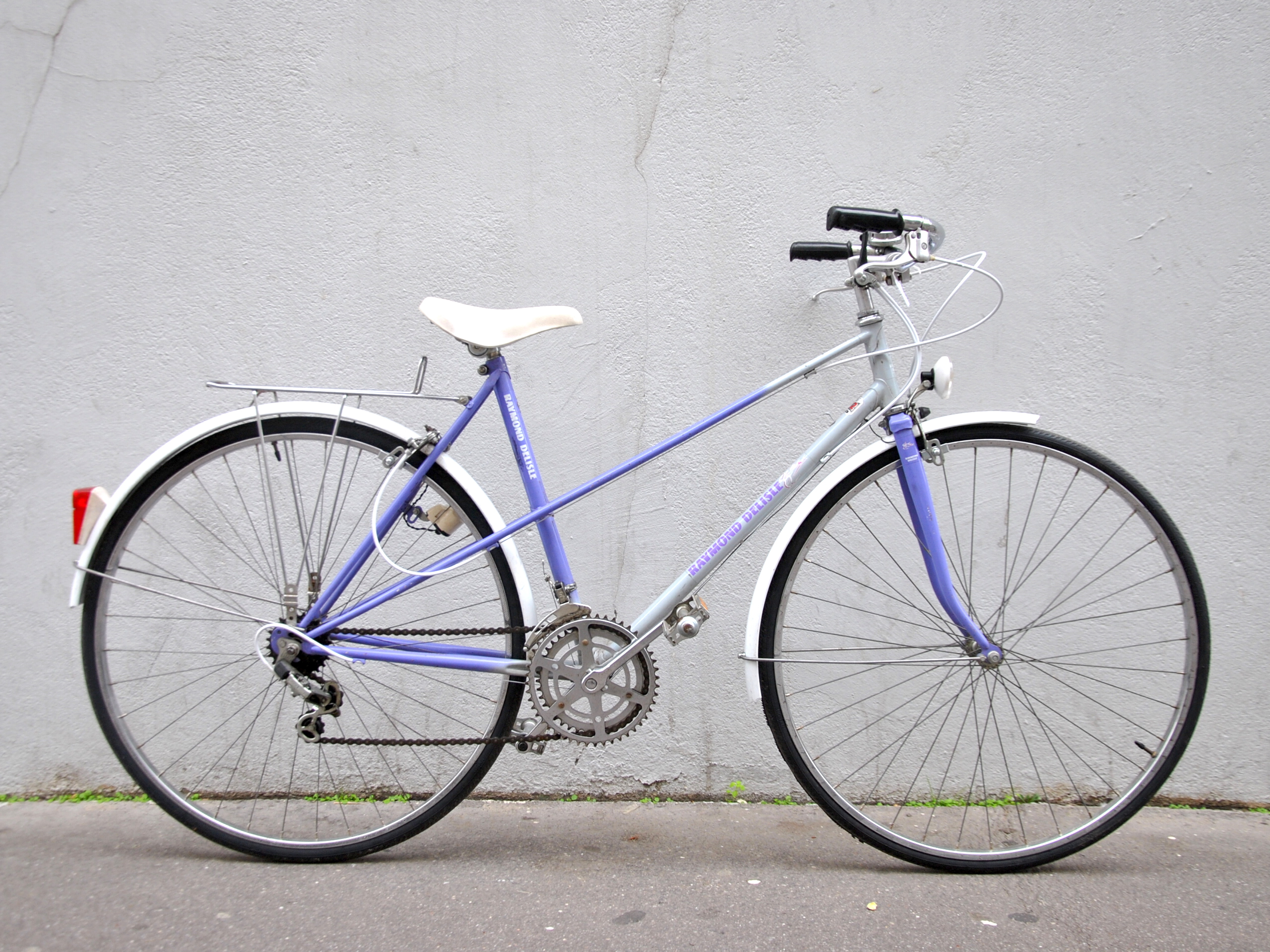 Vélo mixte demi-course