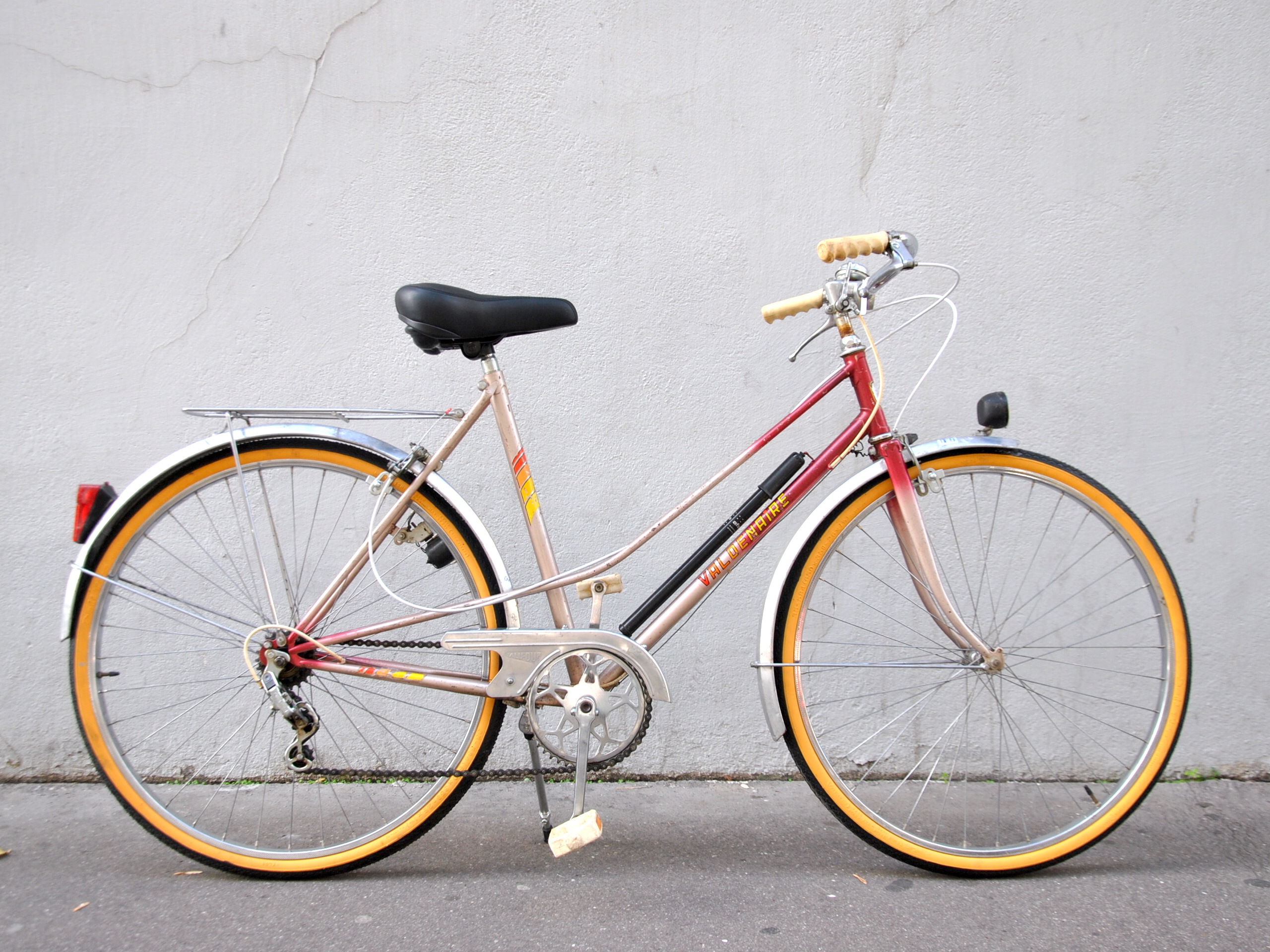 Vélo de ville femme Valdenaire