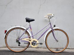 Vélo de ville femme Peugeot,