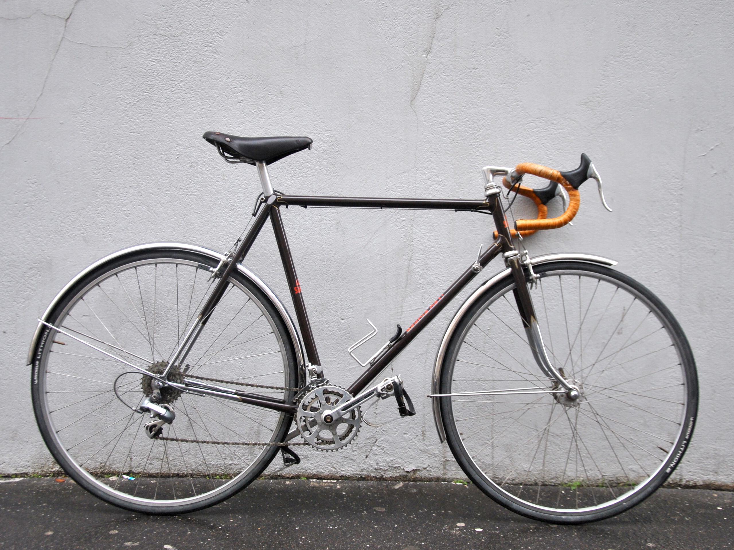 Vélo de route Alex Singer