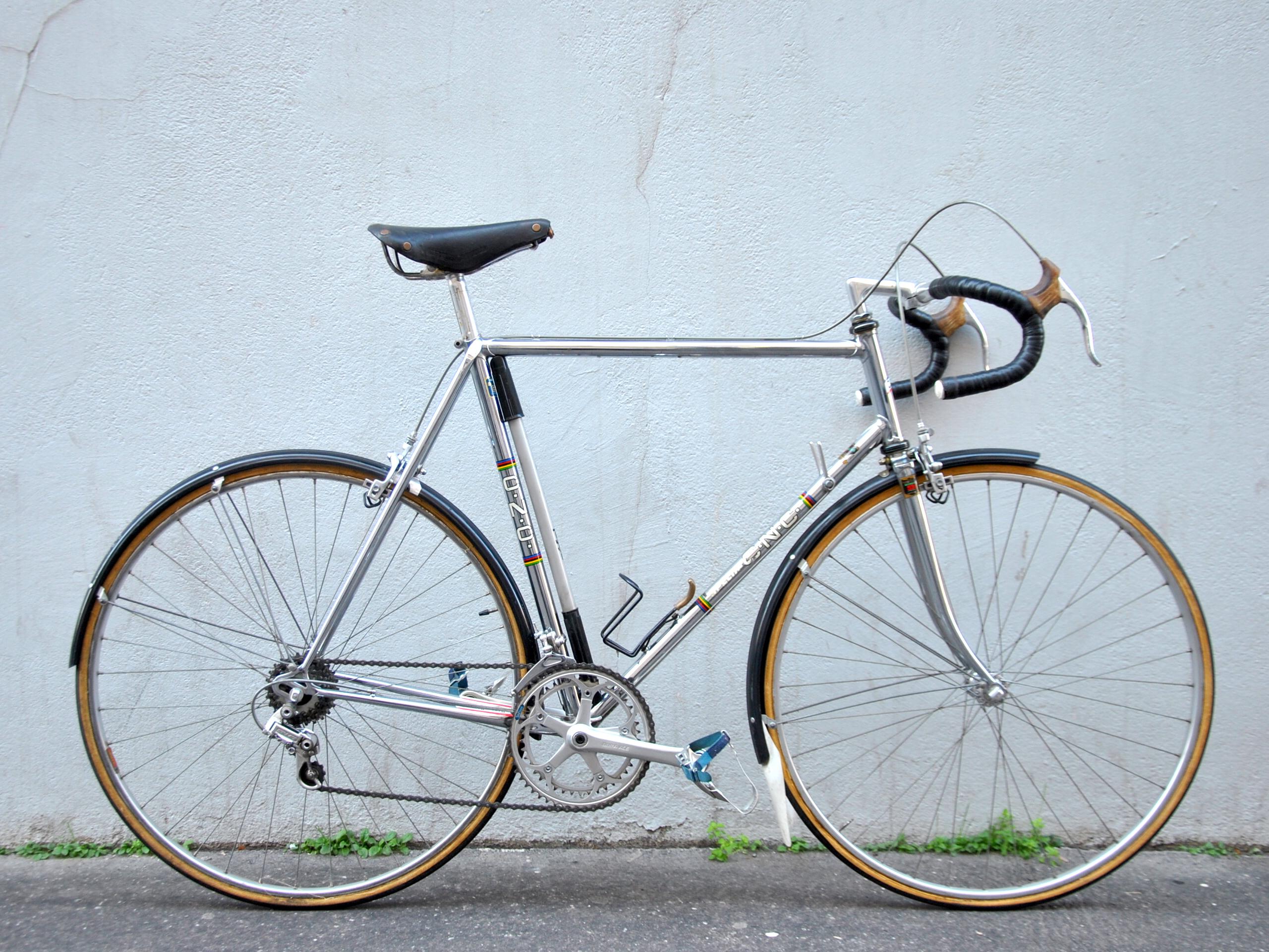 Vélo de course SPECIAL CNC