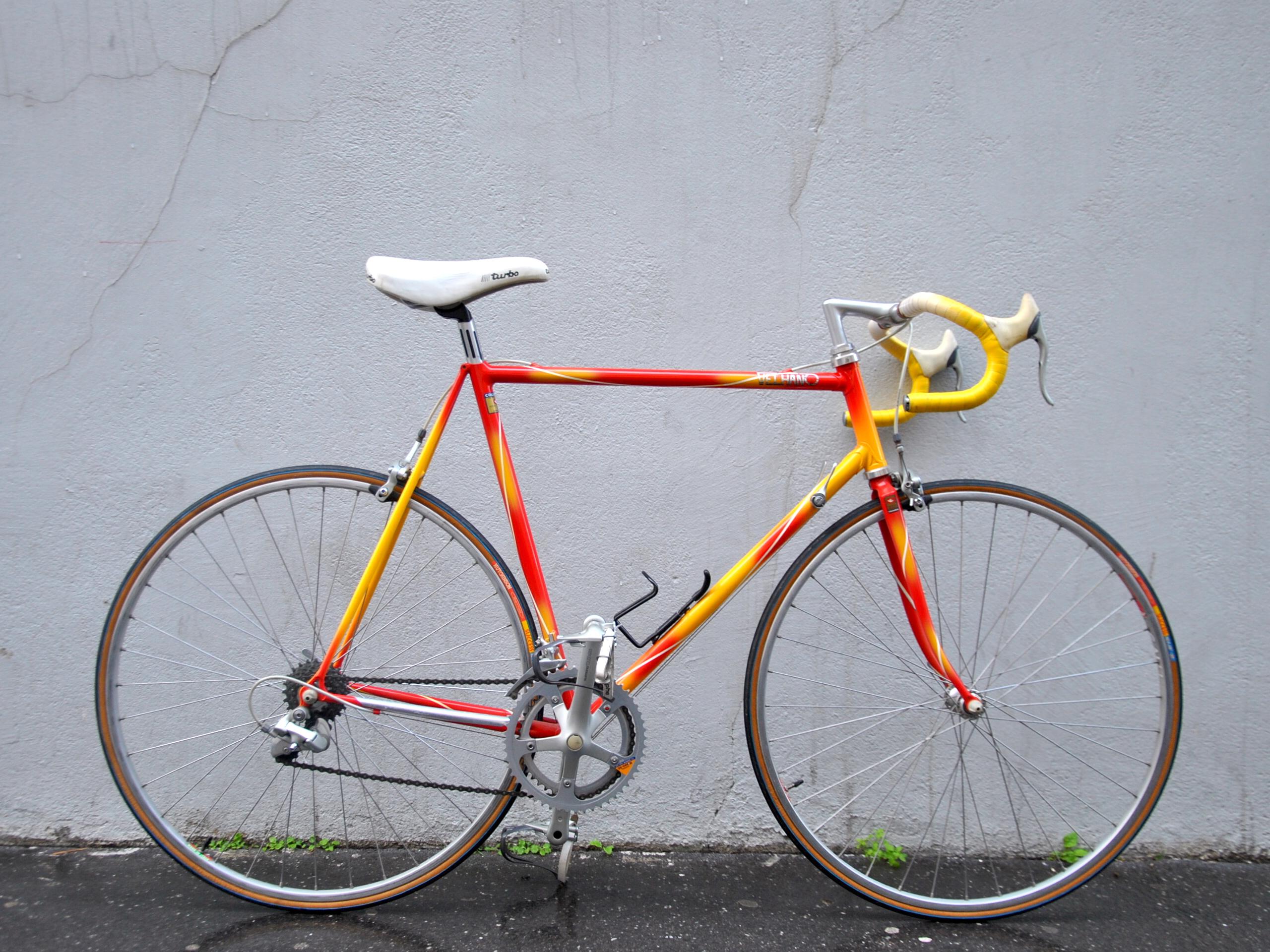 Vélo de course Velhano