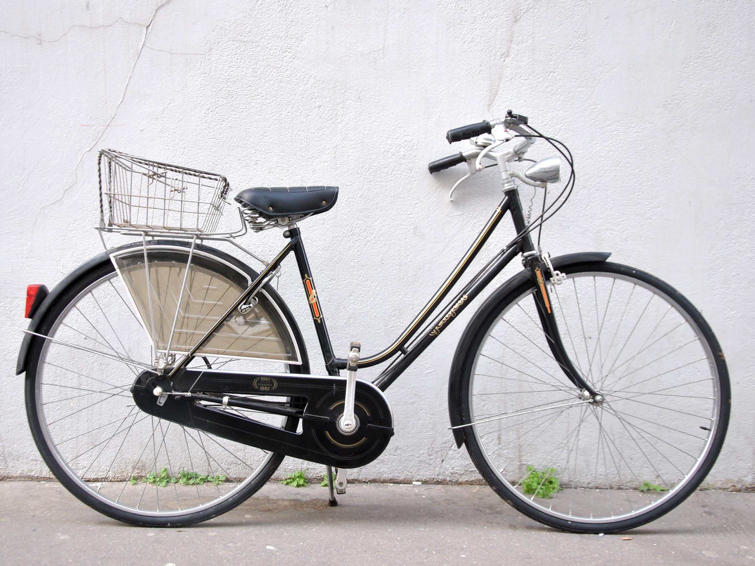 Vélo de ville pour femme Peugeot tradition