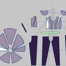 Marvelous Designer: Basic Garment