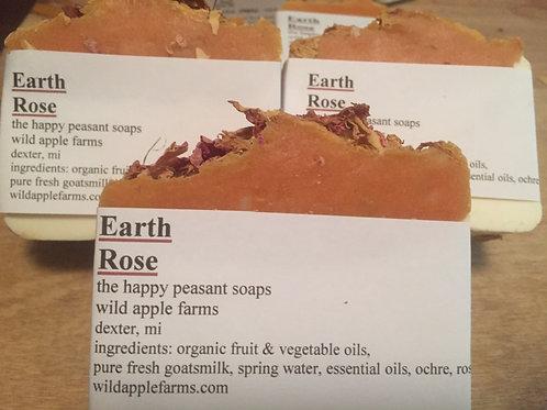 Earth Rose Soap