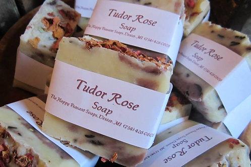 Tudor Rose Soap