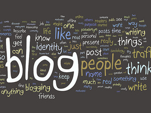 What's It All About?   Blog, Blog, Blog...