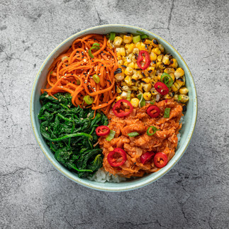 Jackfruit Curry (VG)