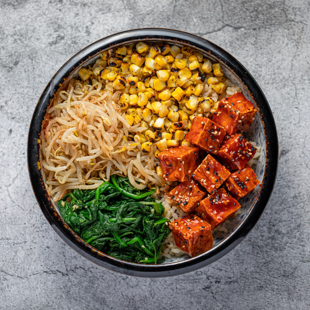 Korean Spicy Tofu (VG)