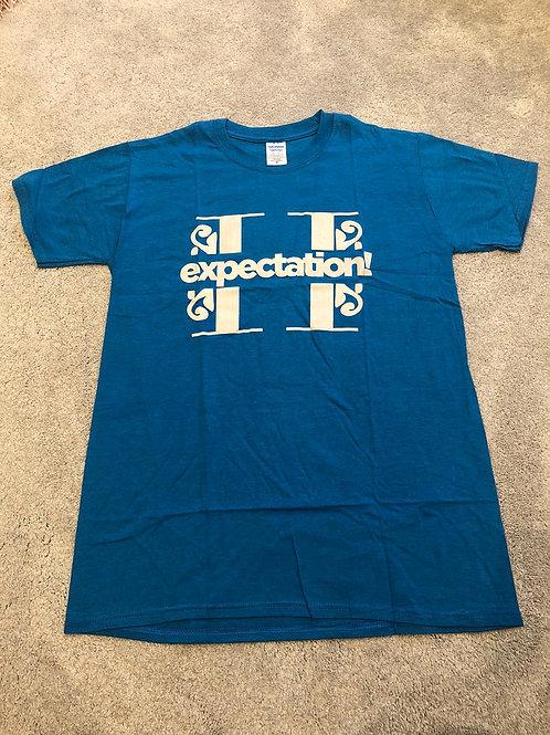 'Expectation!' Unisex Short-Sleeved T-Shirt