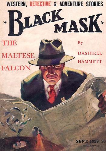 Black Mask, September 1929_ (The Maltese