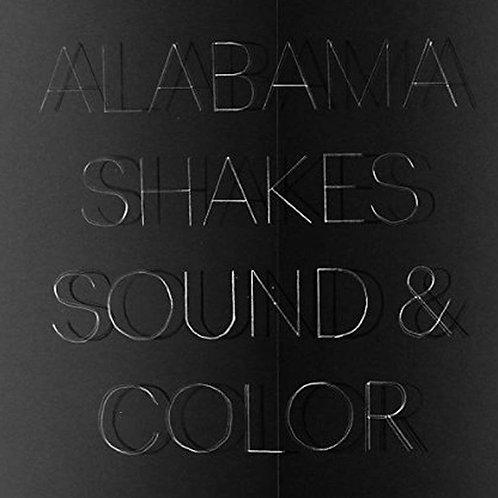 ALABAMA SHAKES - SOUND AND COLOUR